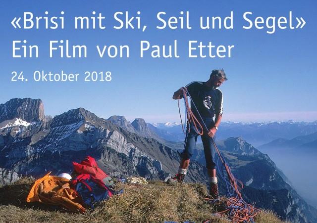 «Brisi mit Ski, Seil und Segel»